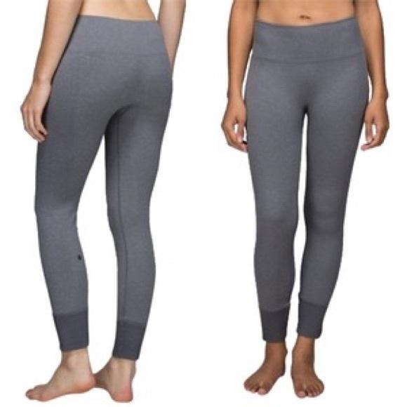 06f774762d9c4c lululemon athletica Pants - Lululemon Seamless Ebb to Street Pant leggings